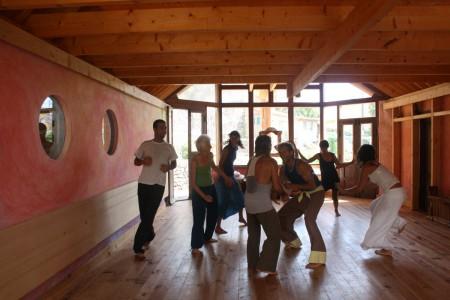 En Alemania: Happy Feet/ Danza Creativa y Danza Improvisación en Mannheim